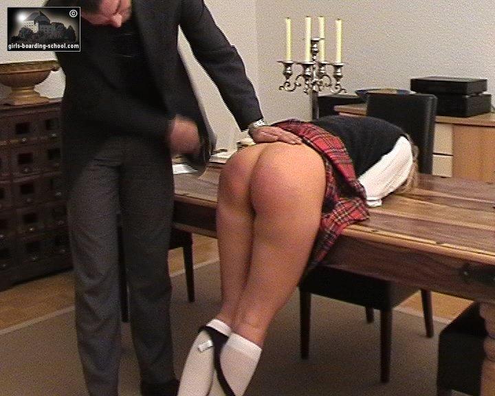 the girls boarding school spanking
