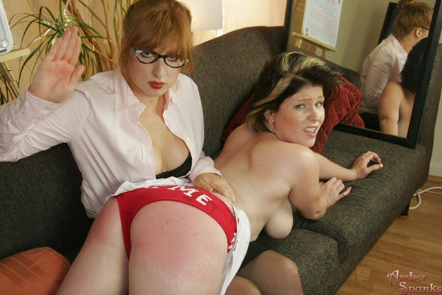 Otk spanking slow motion and filters 2