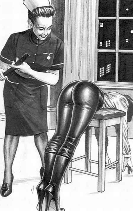 Milf spanking non consensual stories