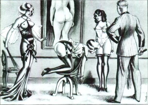vintage art - art erotique9heartnsoul