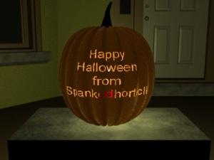 Spankedhortic II pumpkin
