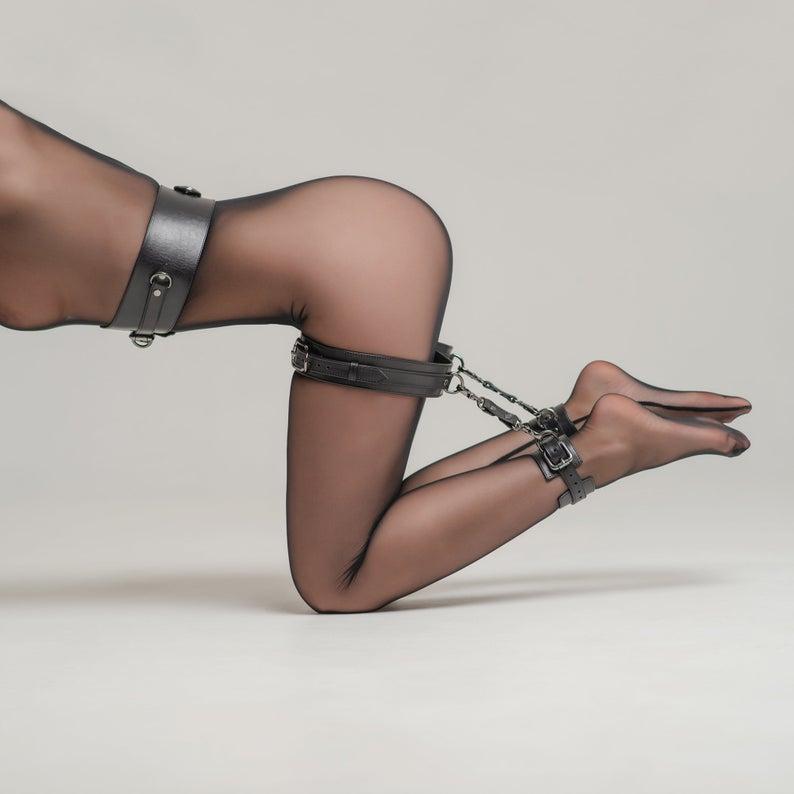 Renee's Restraint Service, Male Bondage